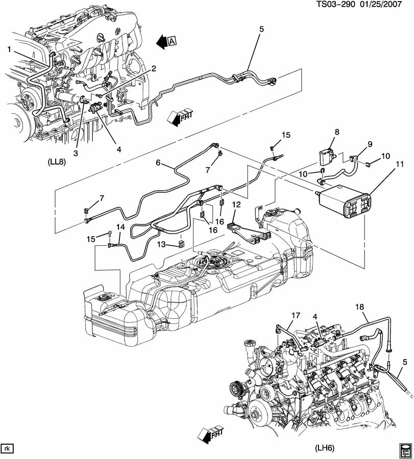 2004 chevy avalanche air conditioning diagram