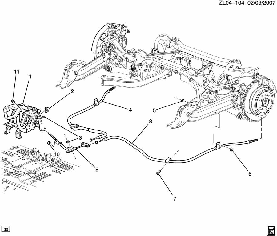 service manual  vacuum system install 2010 saturn vue