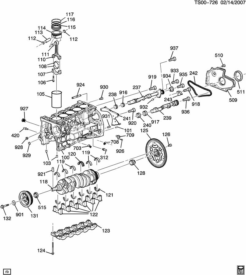 2008 chevy parts diagram html