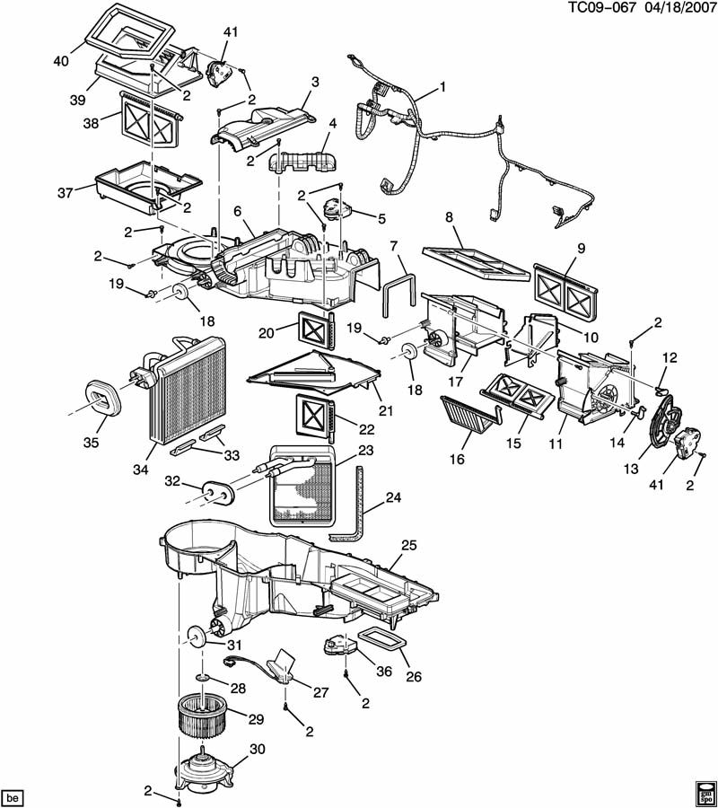 ck   c  u0026 heater module asm  cj3 d07   ck 36
