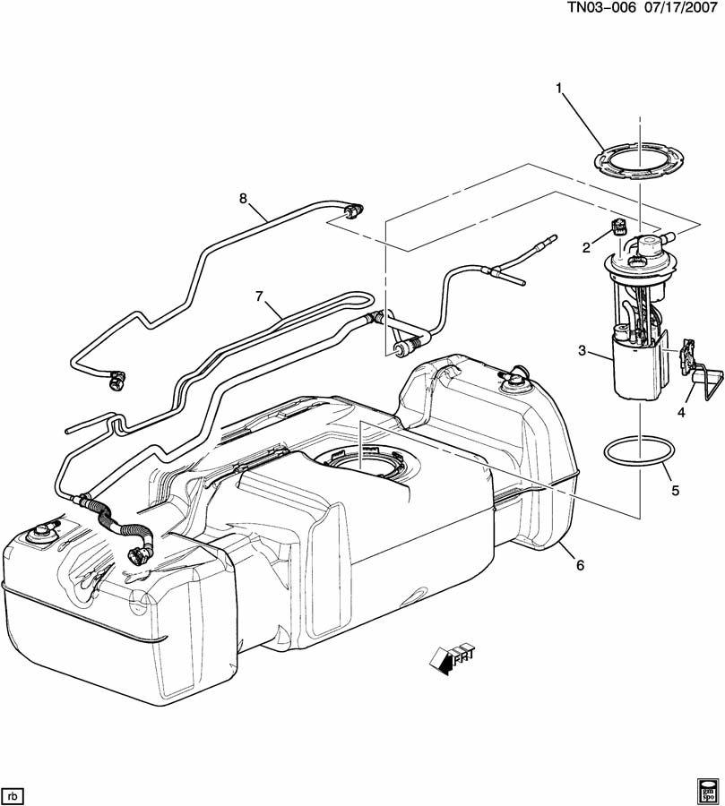 2004 cadillac 3 6 engine diagram