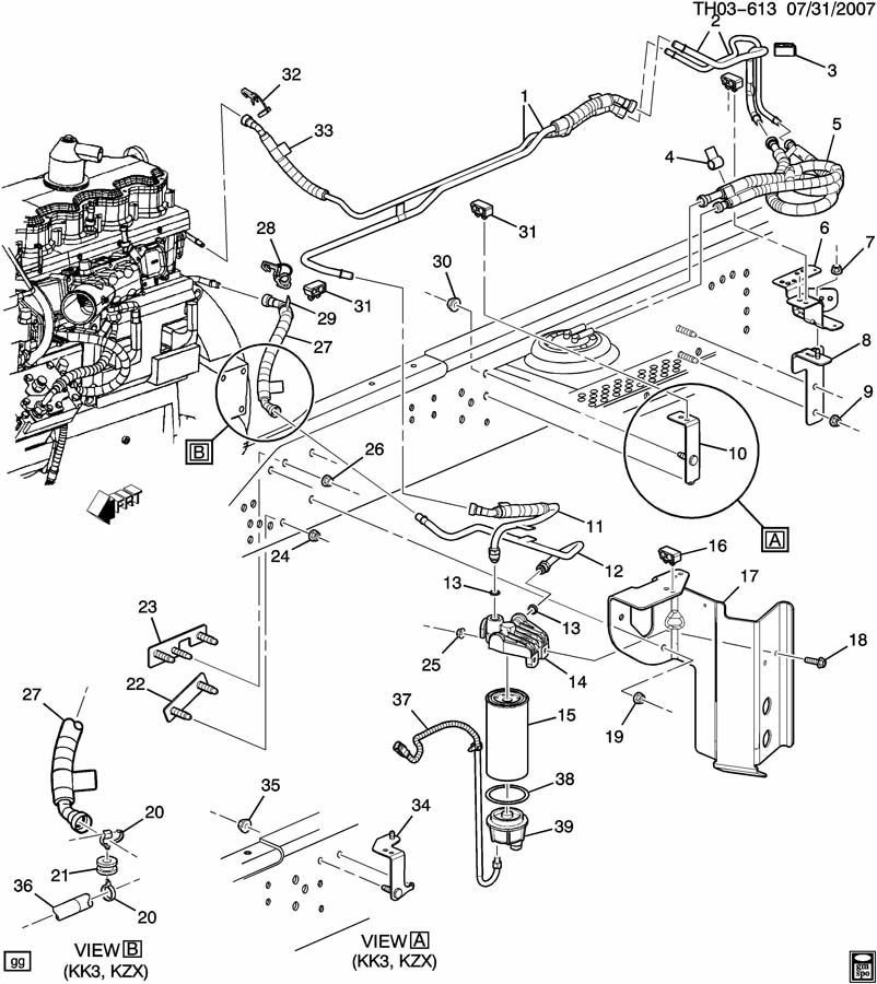 6 0 Powerstroke Belt Routing Diagram Wiring Diagram And