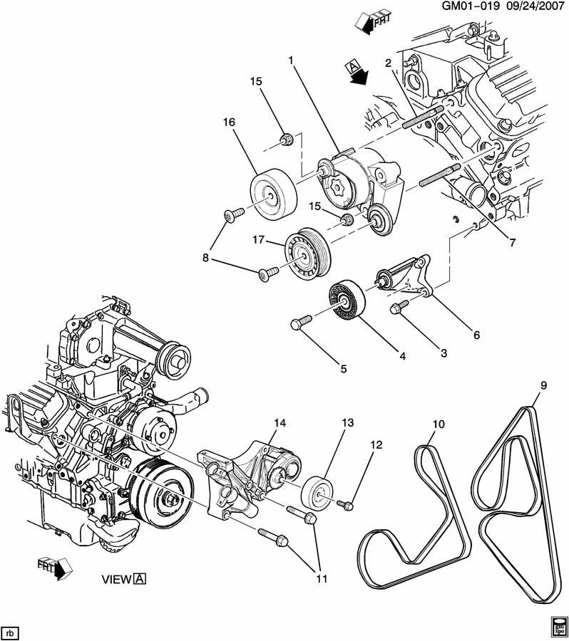 tensioner  drive belt