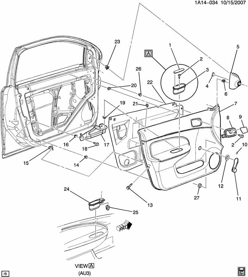 Wiring Diagram  35 Chevy Cobalt Door Lock Diagram