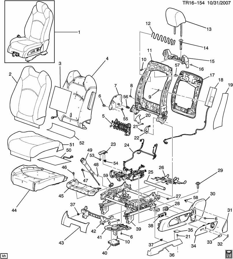 gm seat belt parts diagram  seat  auto wiring diagram