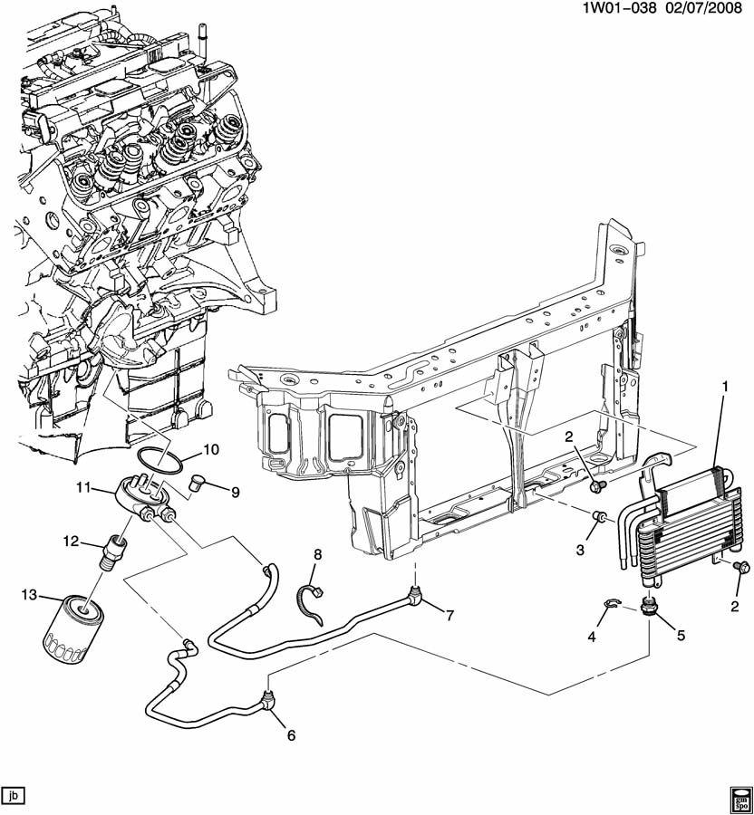 engine oil cooler. Black Bedroom Furniture Sets. Home Design Ideas