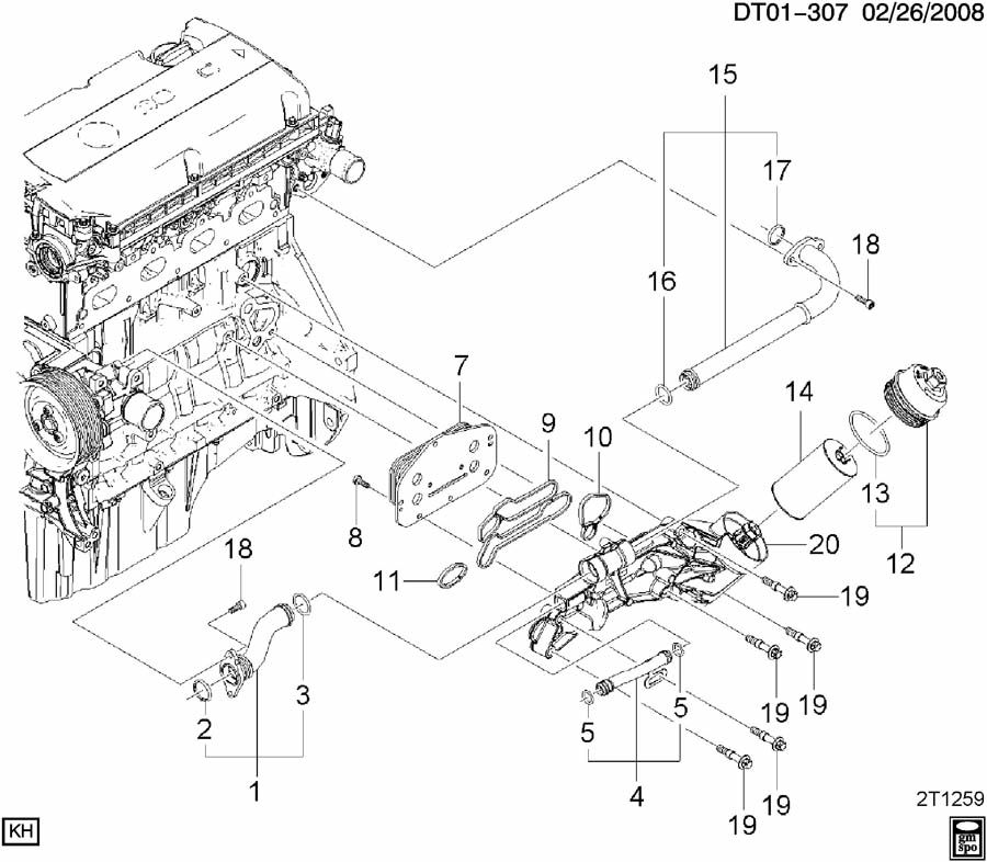 chevrolet aveo lt engine diagram