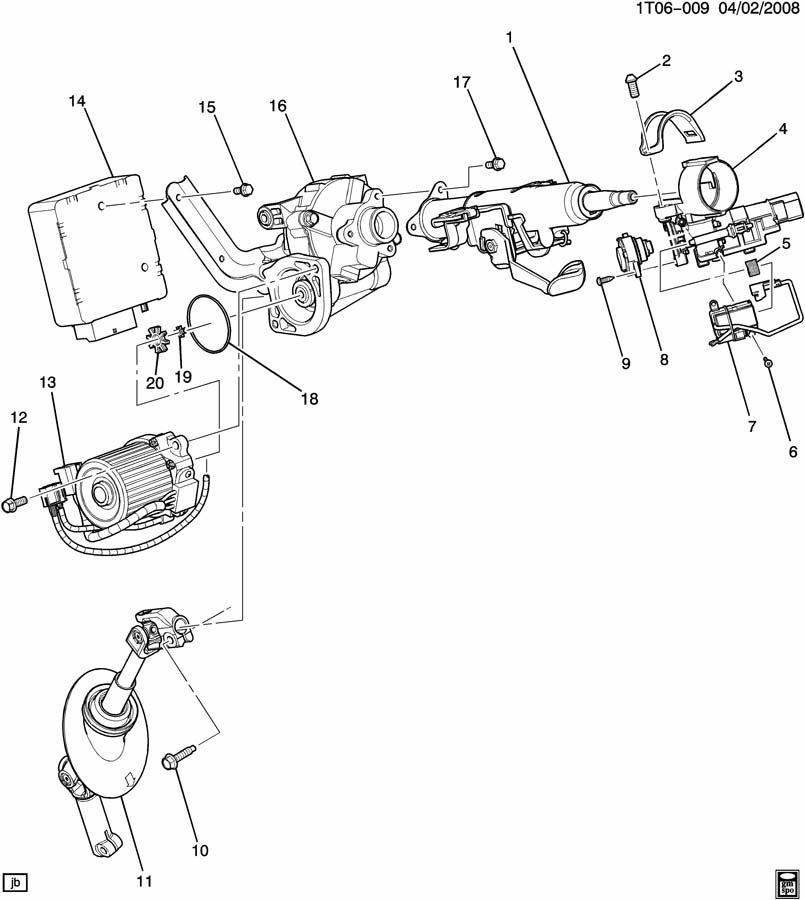 steering column part 1. Black Bedroom Furniture Sets. Home Design Ideas