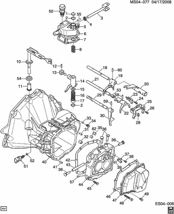 Chevrolet Sonic Transmission Case  Plug  Vent  Plug  Trans Lub Fil M18  04 104   Vent  M
