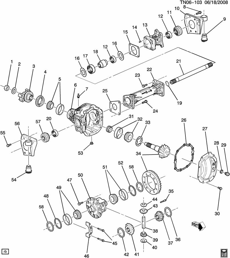 Hummer H3 Front Differential Diagram Also Hummer H3 Wiring Diagram