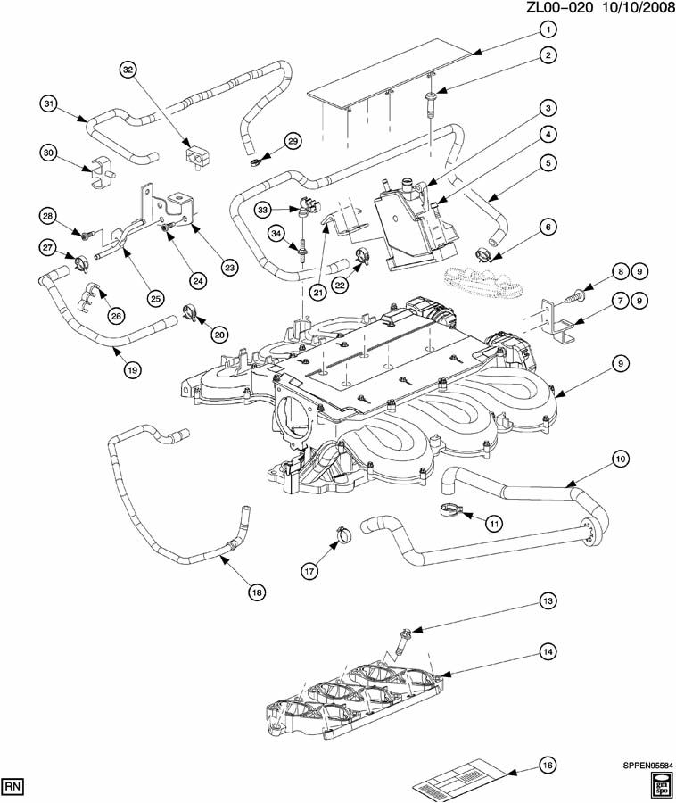 2002 saturn vue engine diagram  2002  free engine image