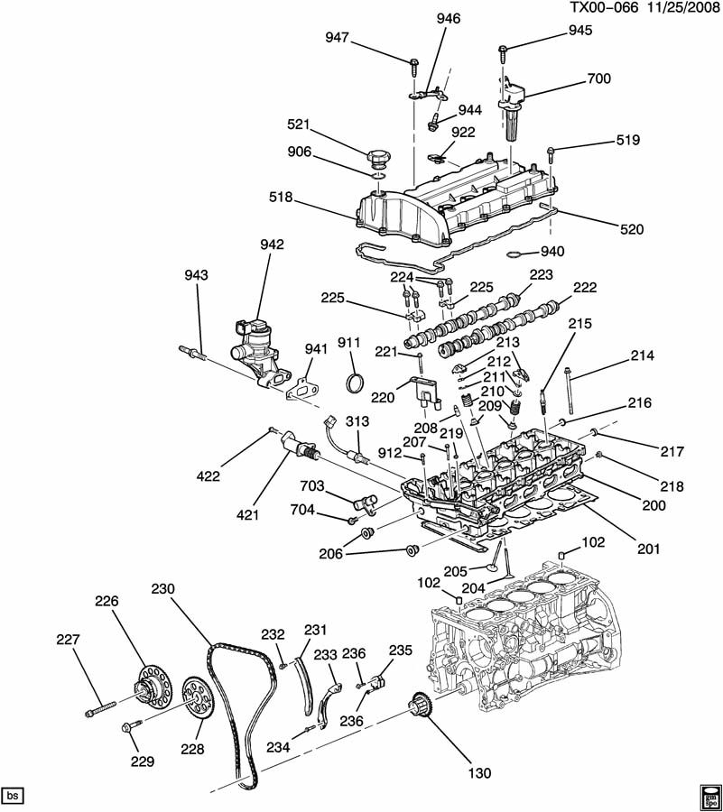 p2432 secondary air injection