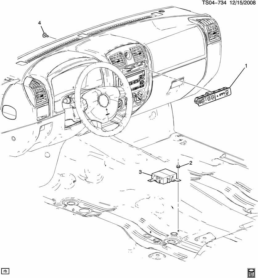 Tranfer case control module info - Chevrolet Colorado & GMC