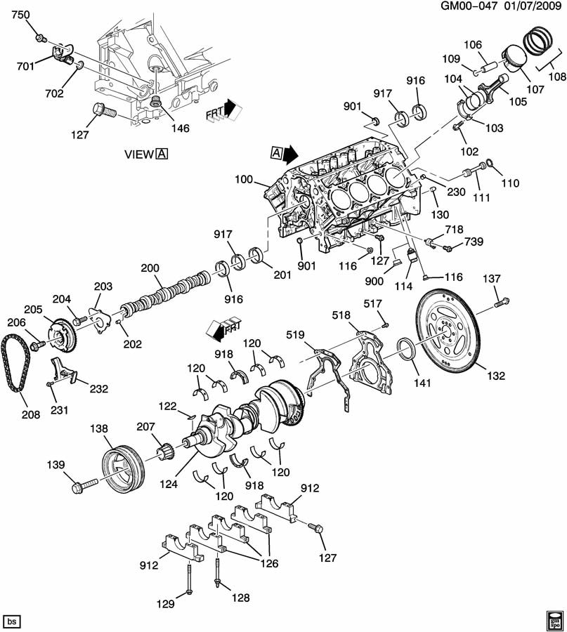 gm l96 engine  gm  free engine image for user manual download