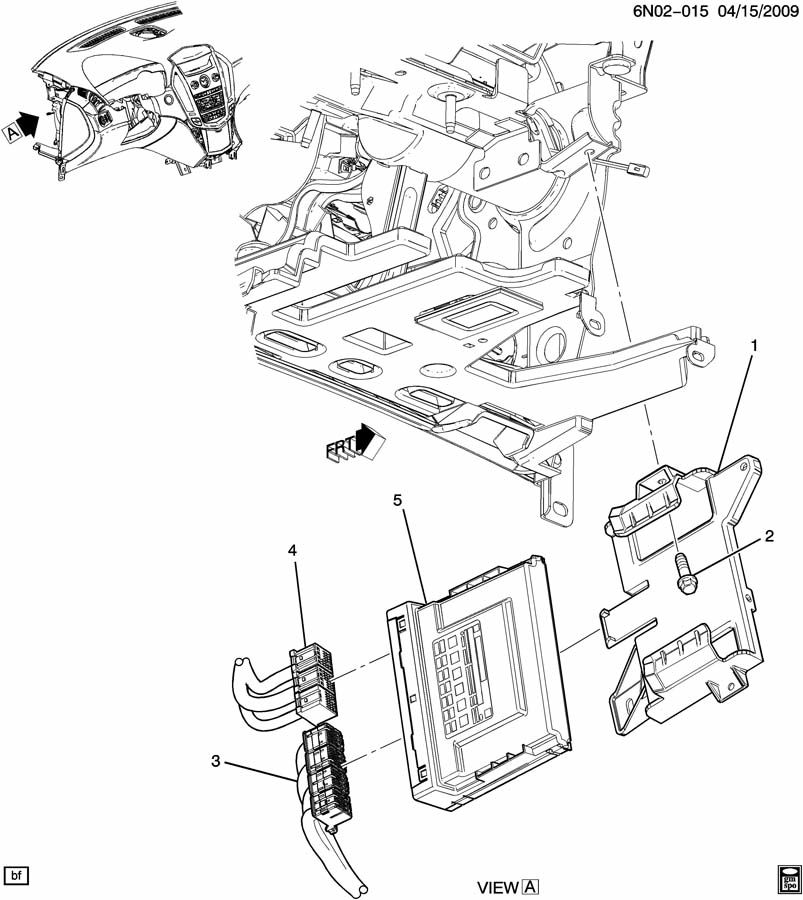 module  body control