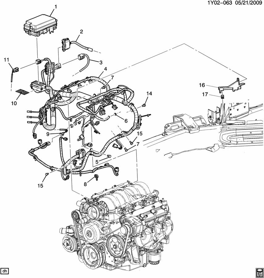 gm ignition coil pack wiring diagram