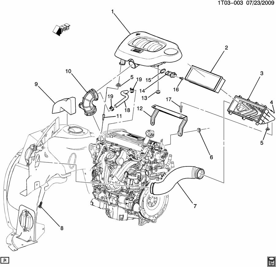 in need of this specific hose  connects to from throttle