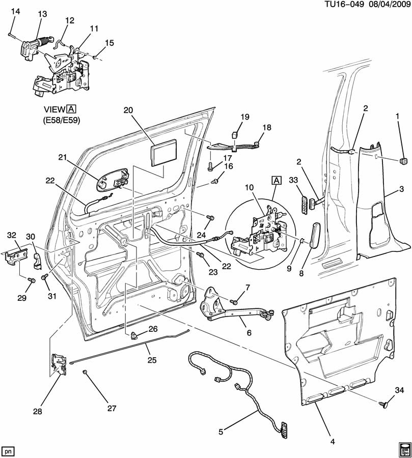 chevy cavalier window motor wiring diagram