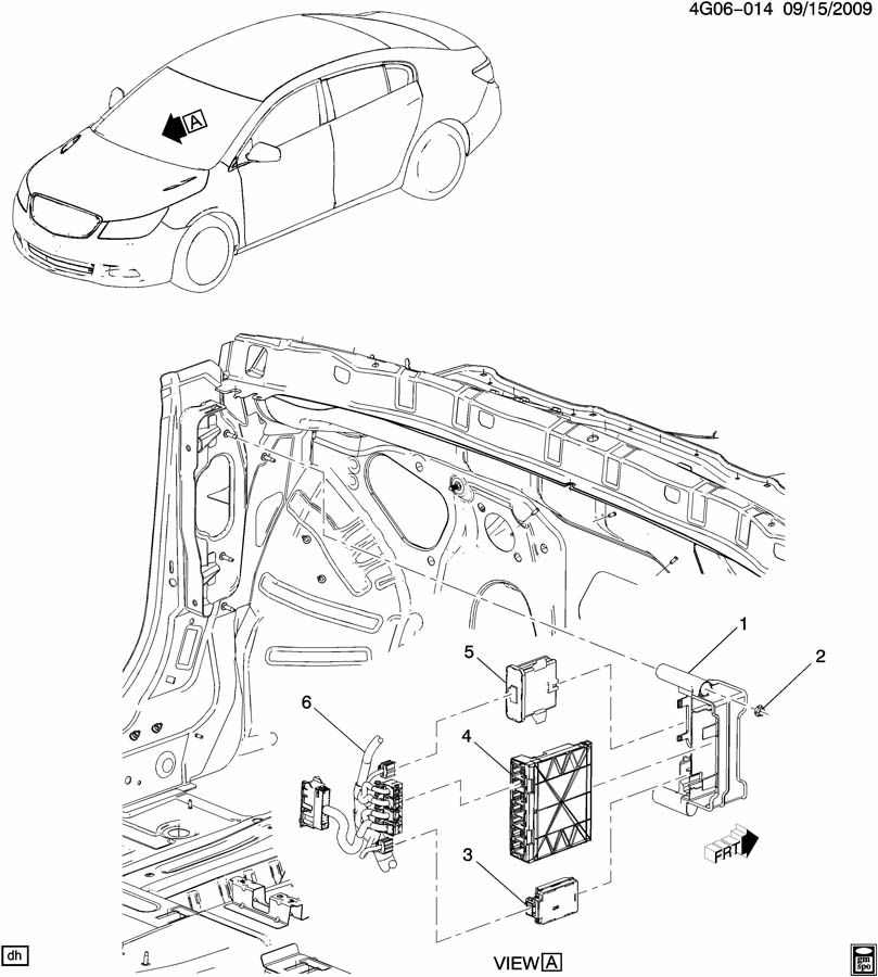 Steering Control System Module