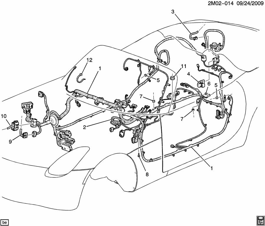 pontiac solstice wiring harness