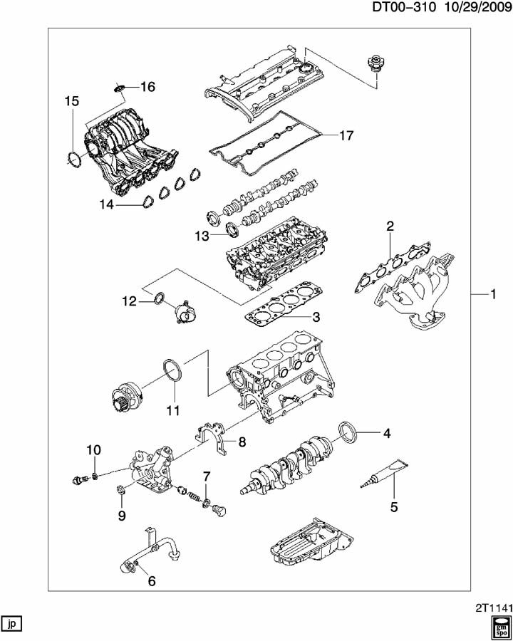 Chevrolet Aveo Seal  Multi Port Fuel Injection Throttle Body  Seal  Throt Body Acdelco