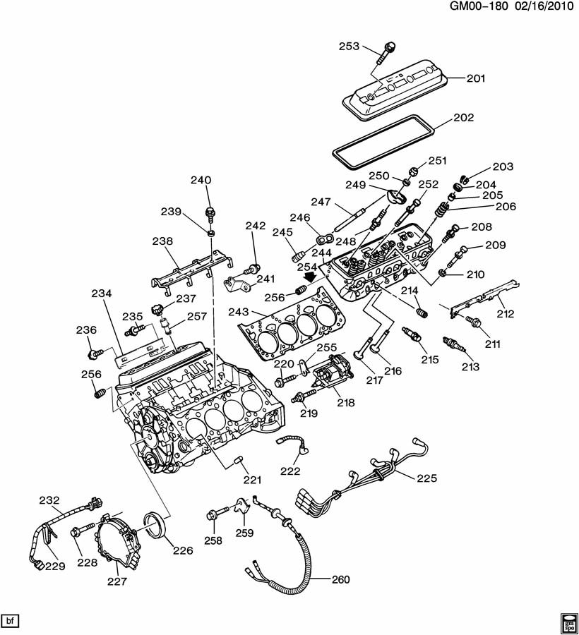 [DIAGRAM_4PO]  Buick Century Engine Diagram 5 7. 1993 buick engine asm 5 7l v8 part 2. how  do you replace the crank sensor on a 2001 buick. thermostat location where  is the thermostat | Buick Century Engine Diagram 5 7 |  | 2002-acura-tl-radio.info