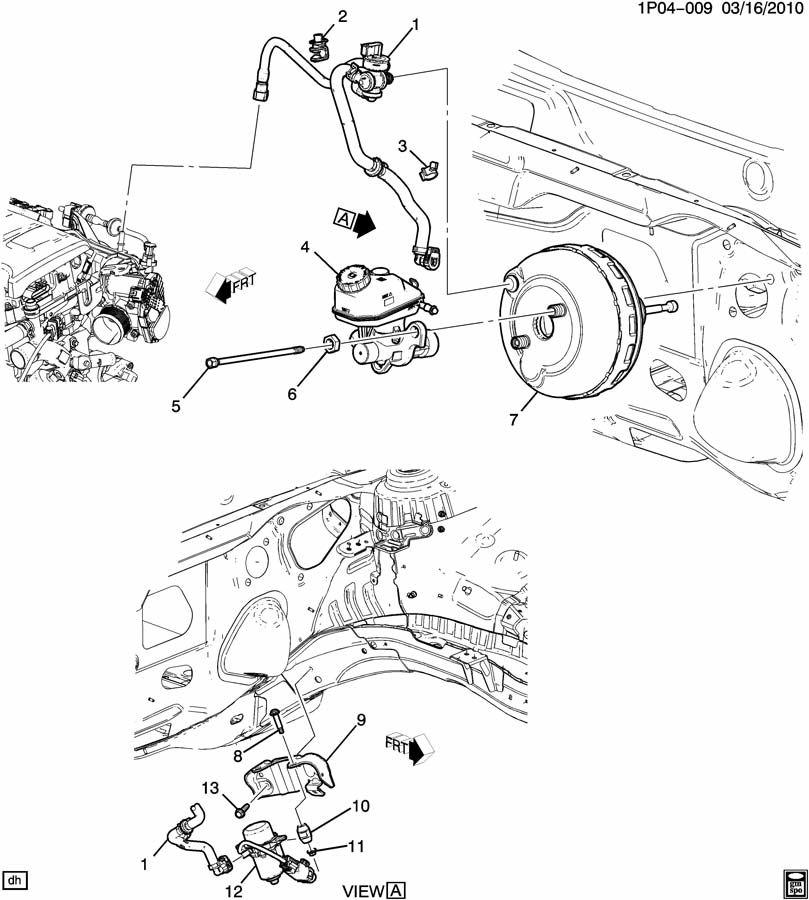Power Brake Assist Pump Question