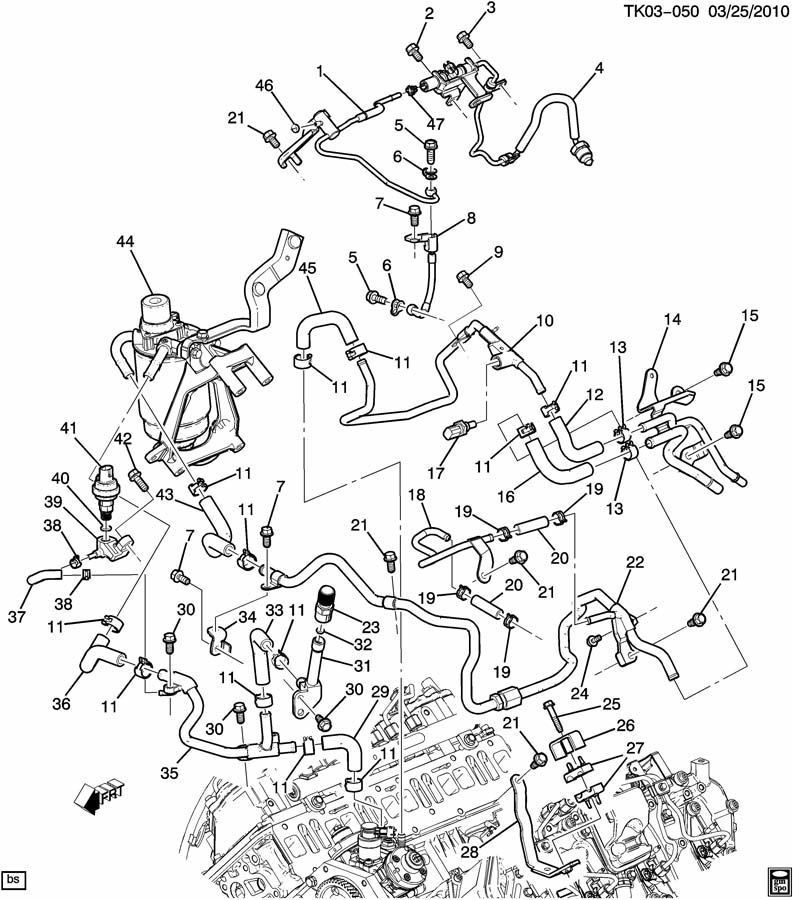 lml duramax fuel system diagram