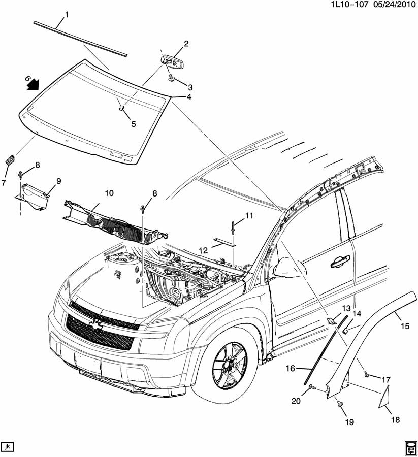2002 chevy malibu wiring diagram