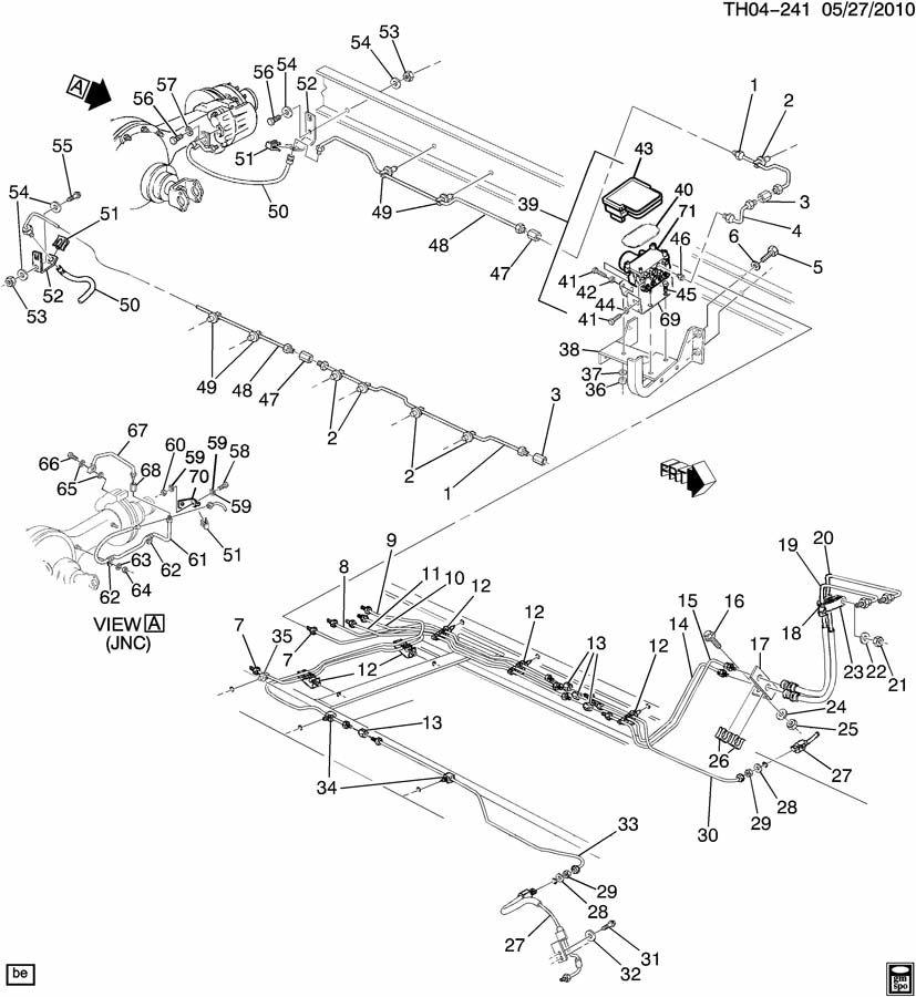 17999745 pipe hydraulic brake wholesale gm parts online. Black Bedroom Furniture Sets. Home Design Ideas