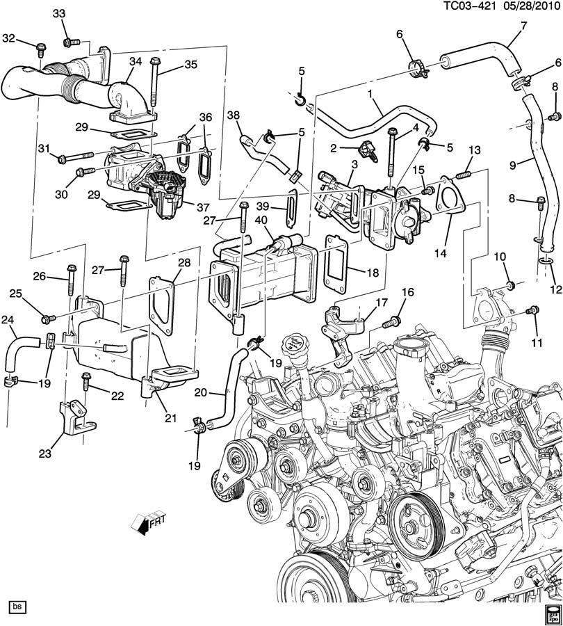 lml duramax engine oil system diagram 3d engine wiring