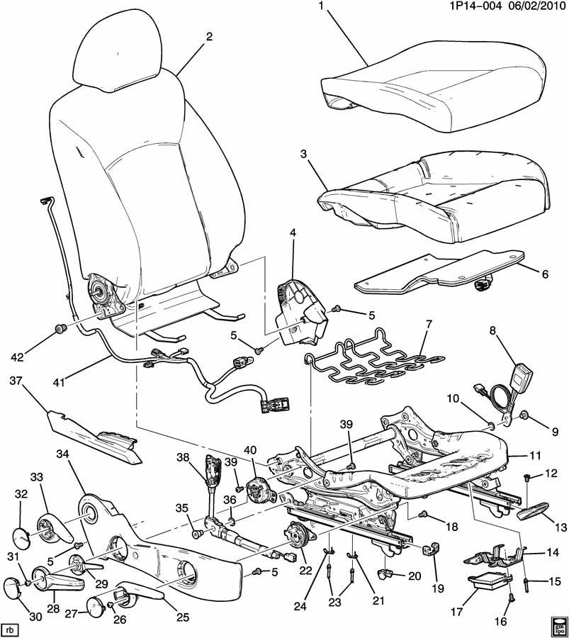 airbag module cruze talk