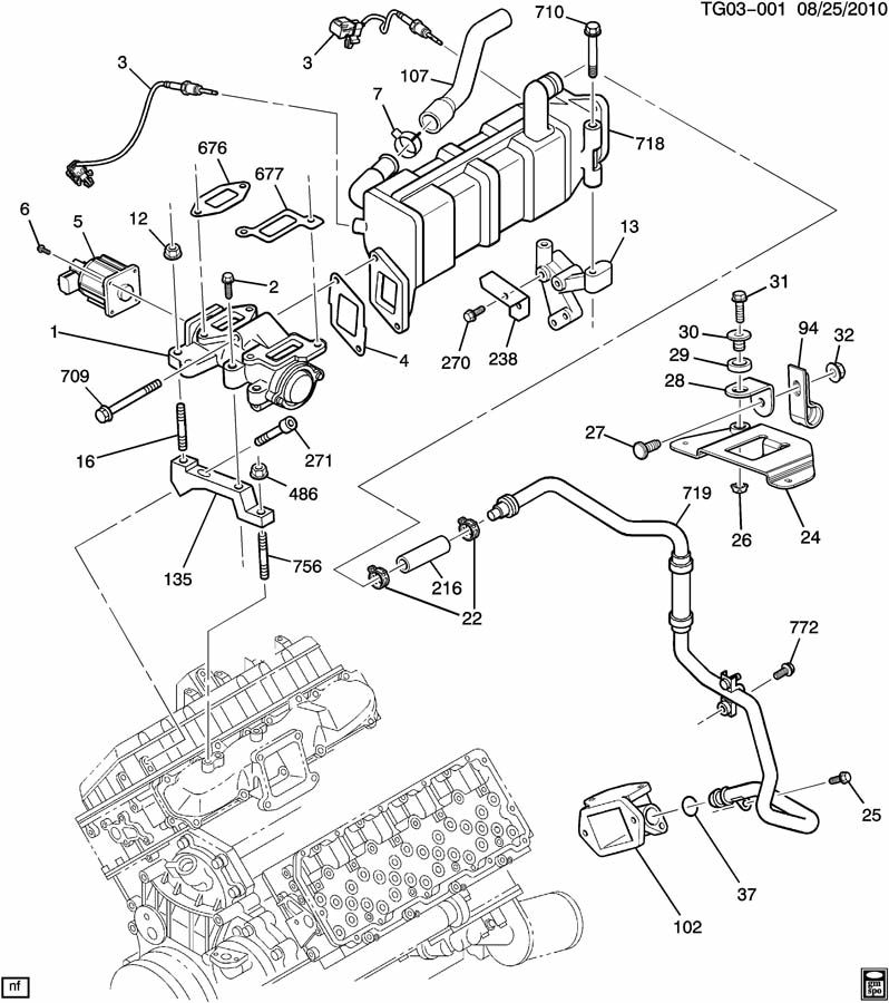 7 3 Powerstroke Map Sensor Location Diagram