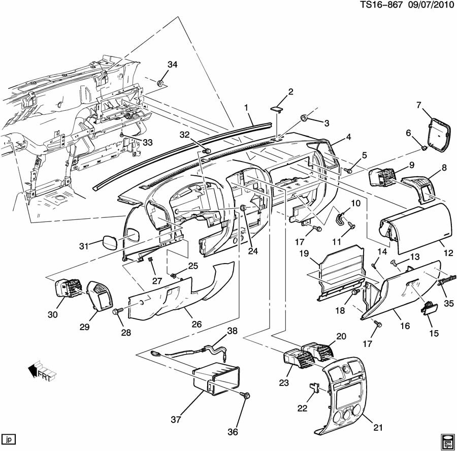 2004 Gmc Sierra Front End Diagram Best Secret Wiring 2001 Van Transmission Parts Get Free Image About 1993 2013 Ends
