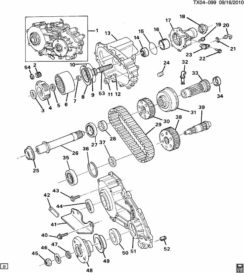 1997 Ford Explorer AWD. I've had a popping noise coming ...  |All Wheel Drive Transfer Case Diagram