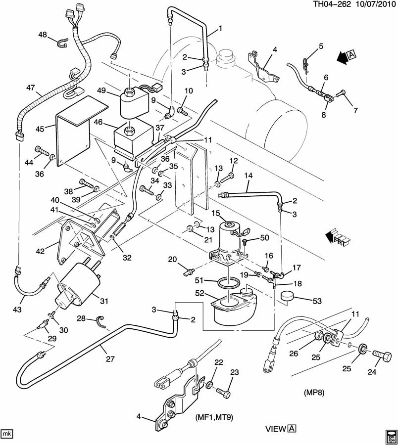 gm electric power steering system