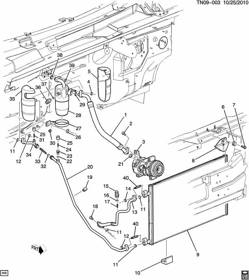 20913751  c  condenser  condenseracacdelco  ambulance