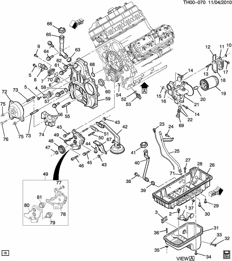 honda passport parts diagram