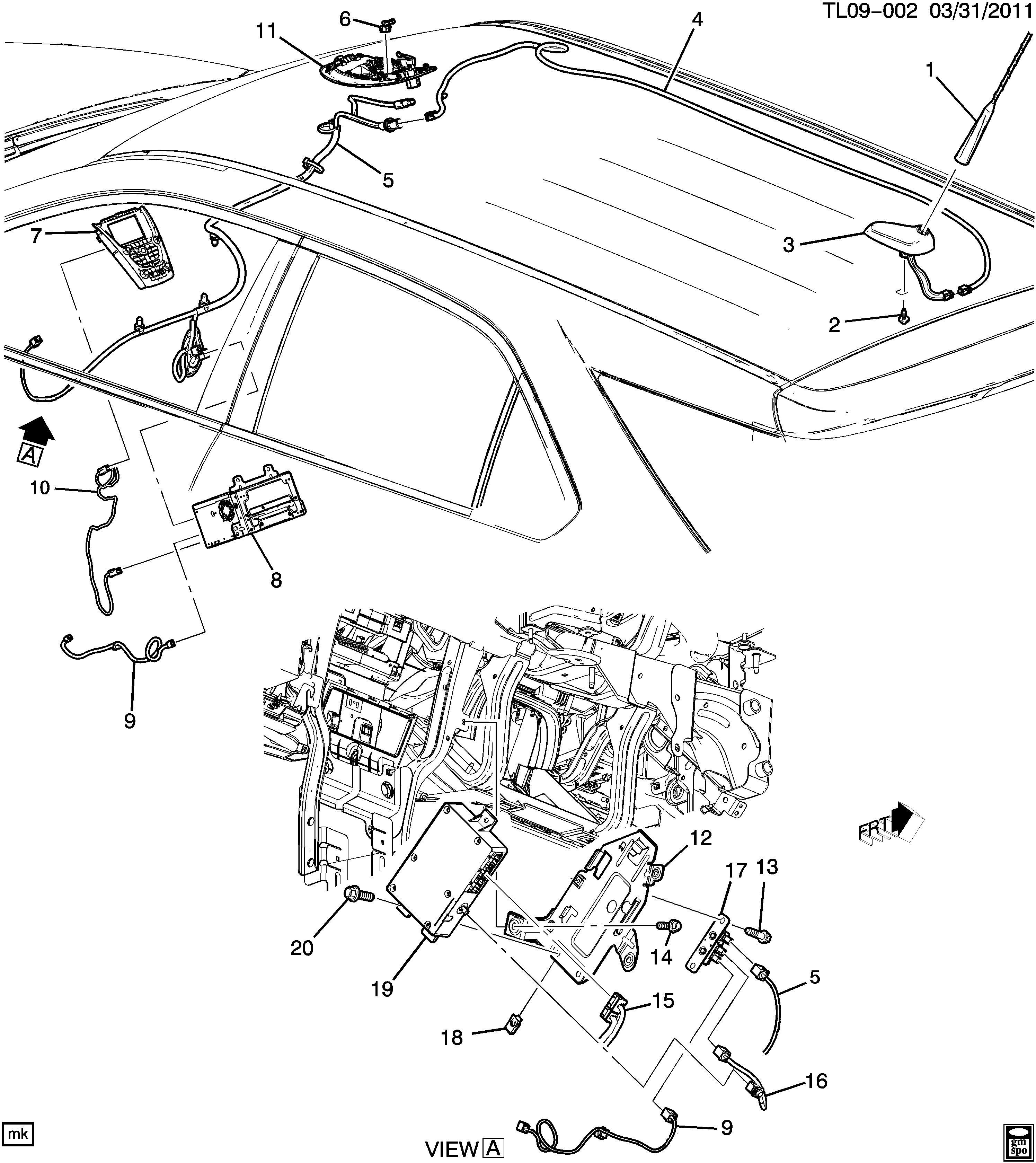 RepairGuideContent as well Fuse Box Location 1999 Harley Davidson Softail Wiring Diagrams likewise ShowAssembly besides 2005 Buick Lacrosse Blower Motor Fuse Location likewise 2000 Lincoln Town Car Wiring Diagram. on buick stereo wiring diagram