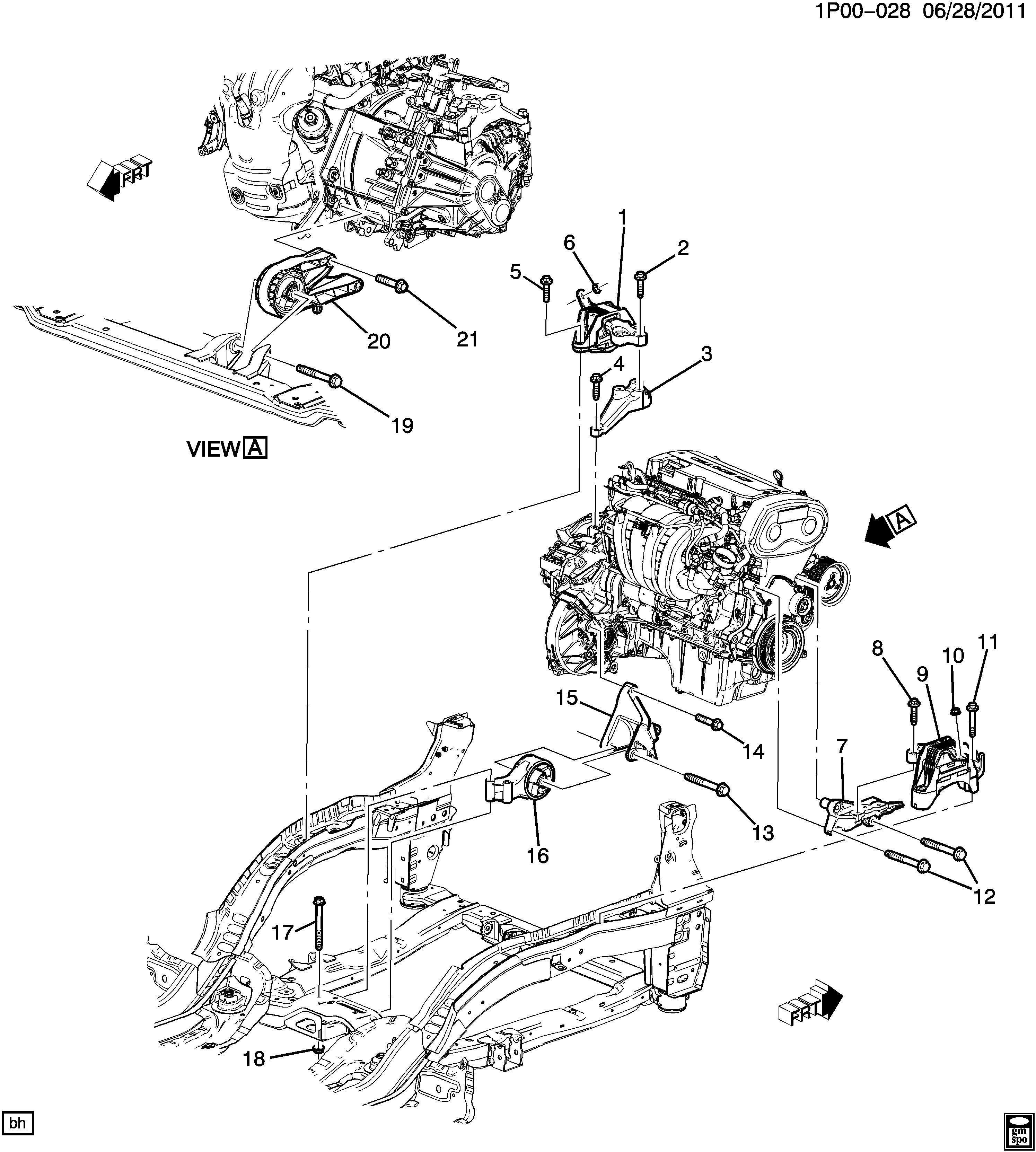 Chevy 3 6 Dohc Vvt Engine Com