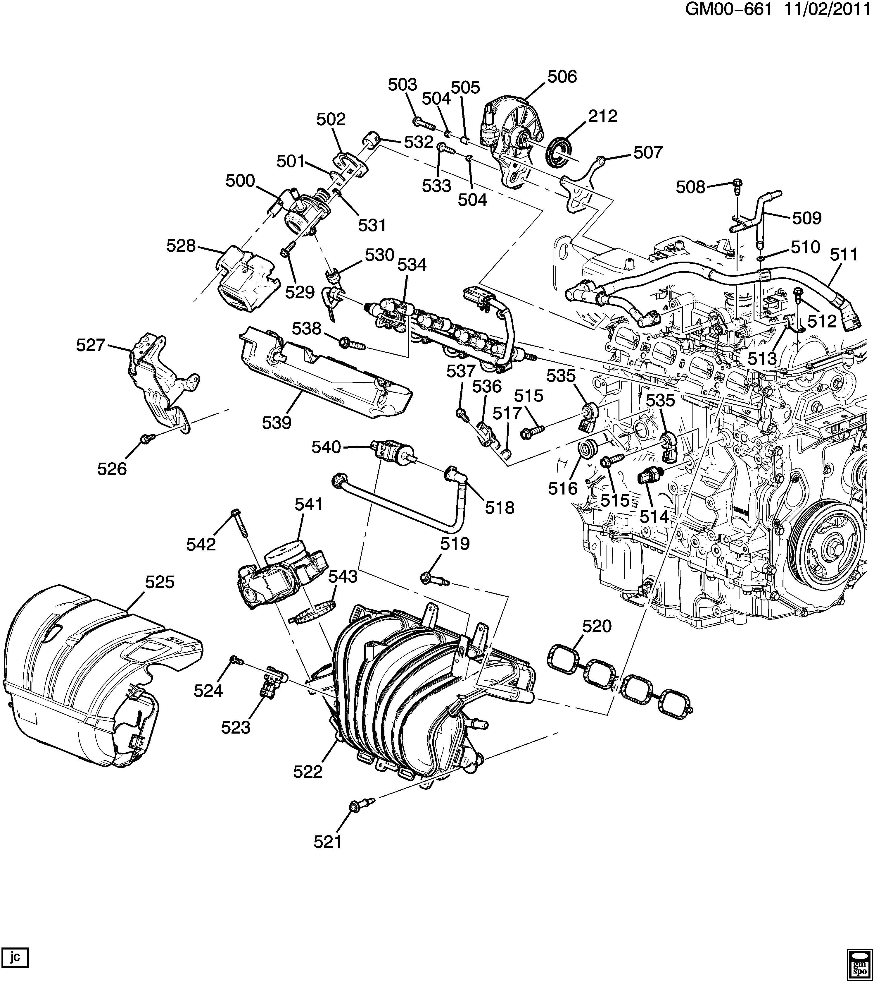 2013 chevrolet malibu pump  engine vacuum pump  pump  vac acdelco  12638180