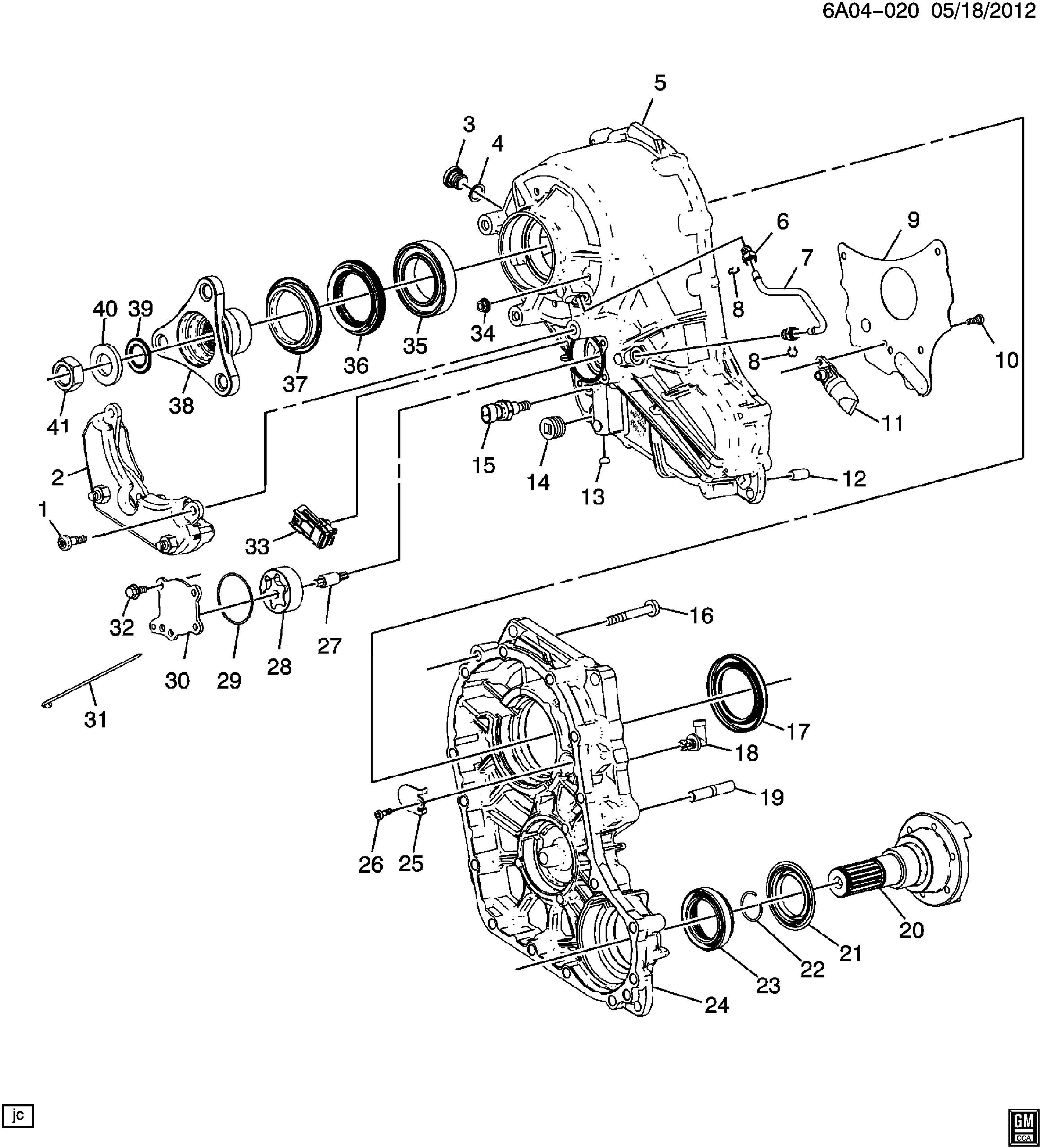 any xdrive guru's in here? i think i have a broken ...  |All Wheel Drive Transfer Case Diagram