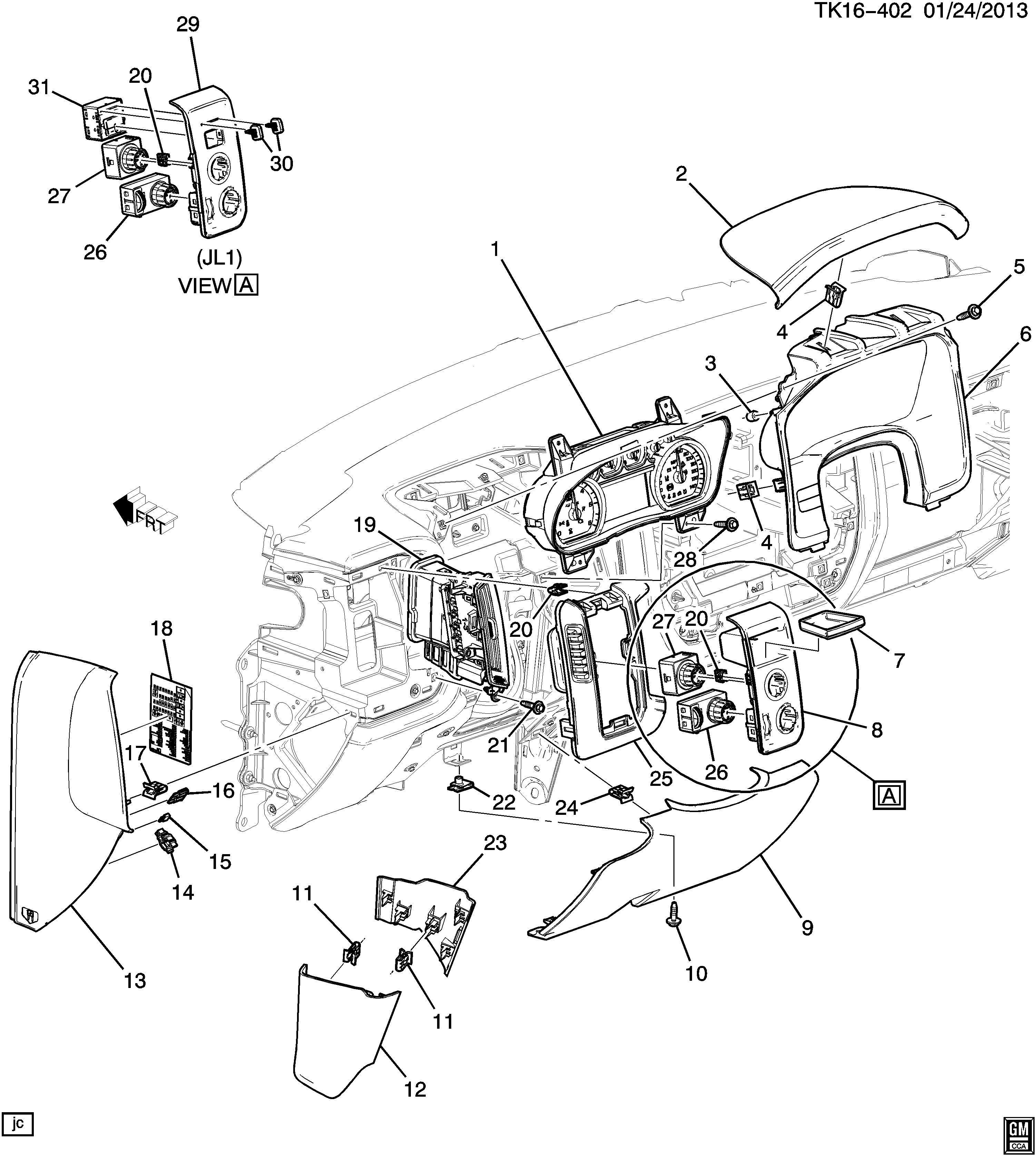 2015 Chevrolet Silverado 3500 Switch. Transfer case shift ...2015 Silverado 3500 Parts