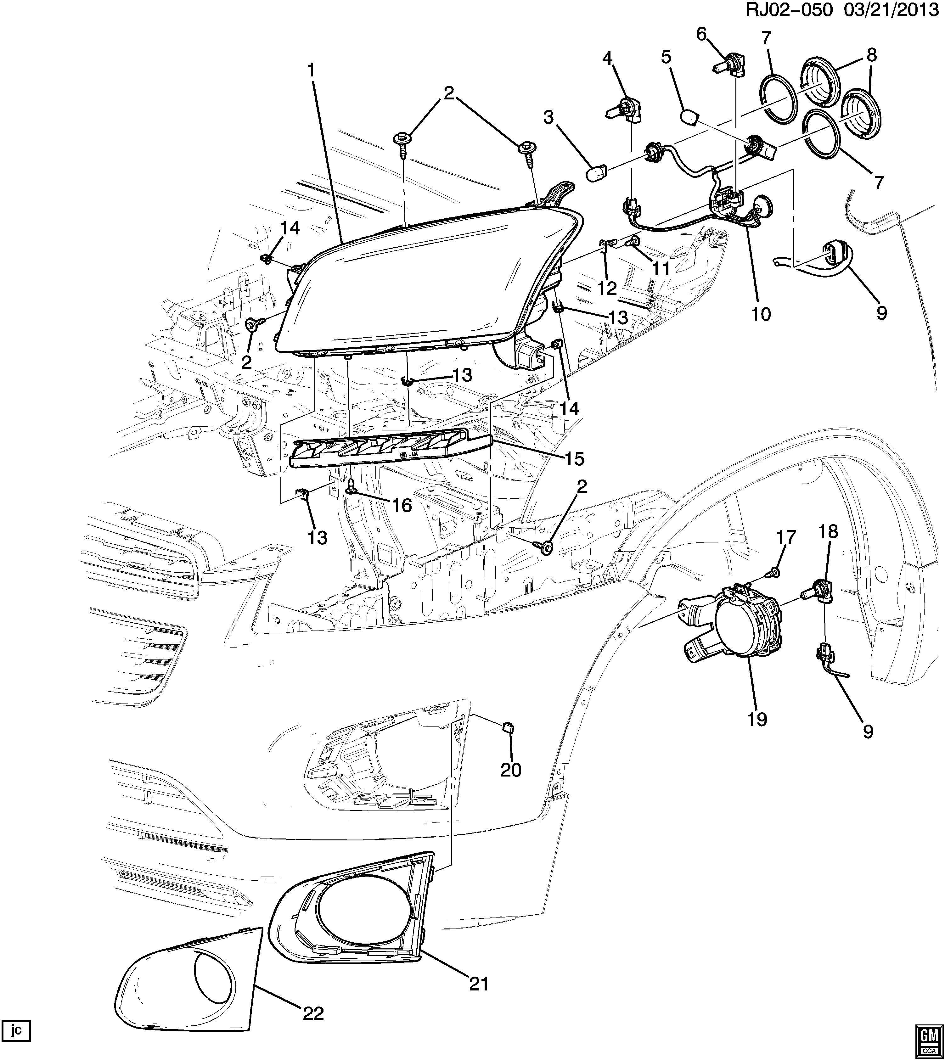 Chevrolet Optra Bulb  Capsule  Headlamp  Fog Lamp
