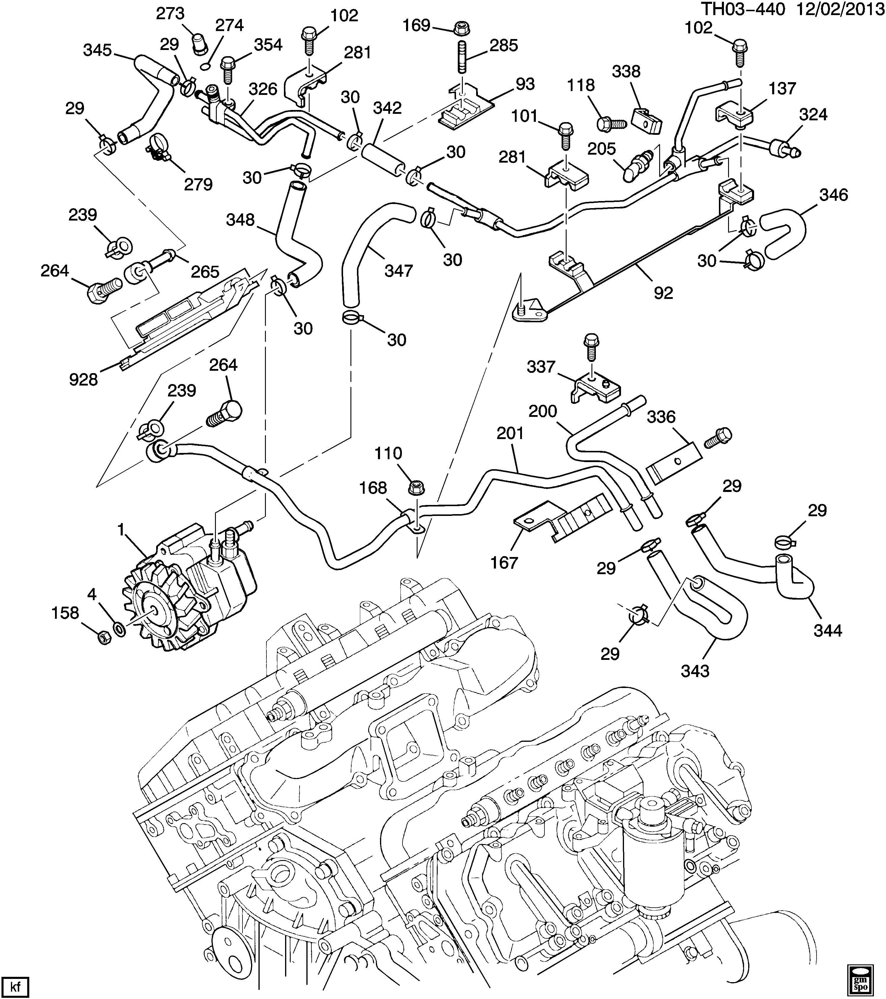duramax fuel system wiring diagram fuel injection system-pipes & module 2007 avalanche fuel system wiring diagram