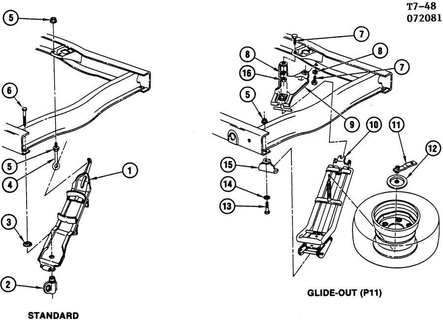 chevrolet truck schematics