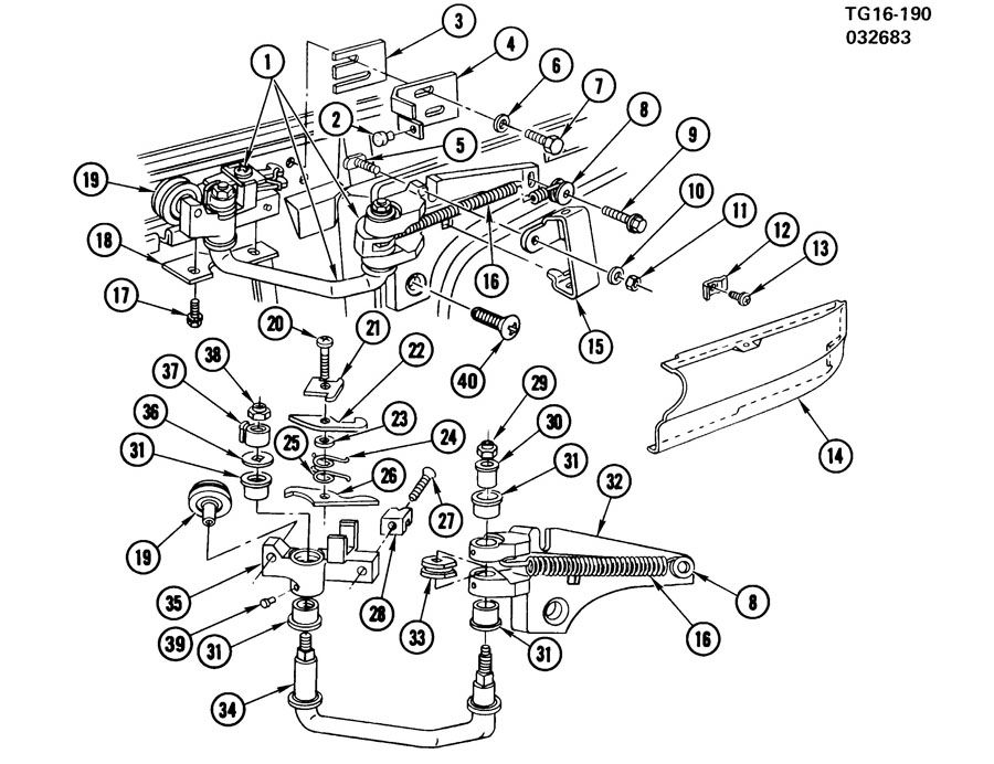 Gm G20 Van Side Door Guide