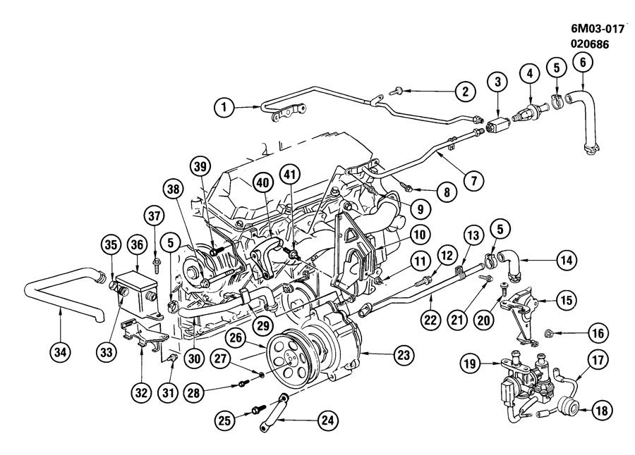 ShowAssembly likewise Chevy Prizm Engine Diagram furthermore Toyota Camry Fuel Pump Wiring Diagram together with Dodge Dakota Orifice Tube Location in addition 2006 Envoy Purge Solenoid Valve Location. on geo tracker evap system