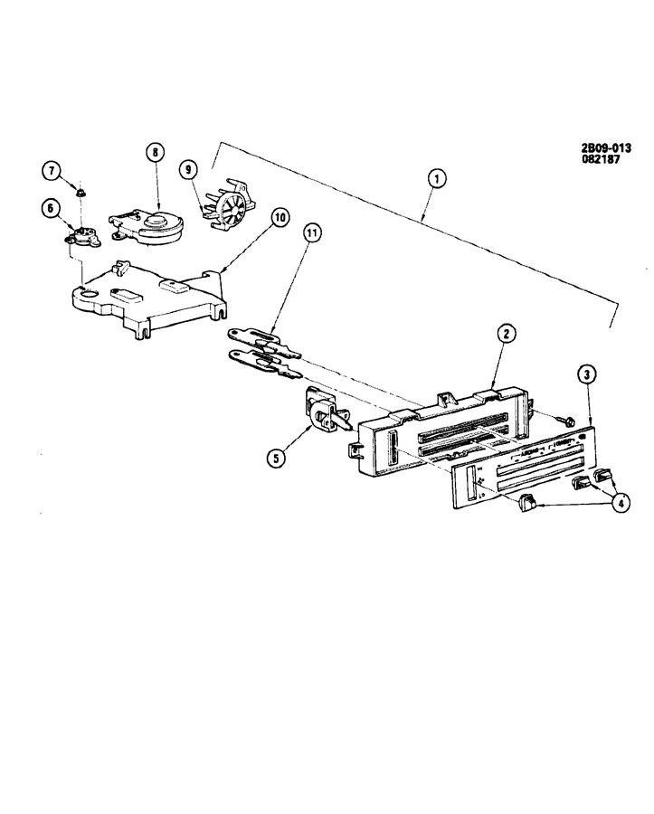1986 Chevrolet El Camino Valve  Air Conditioning  A  C