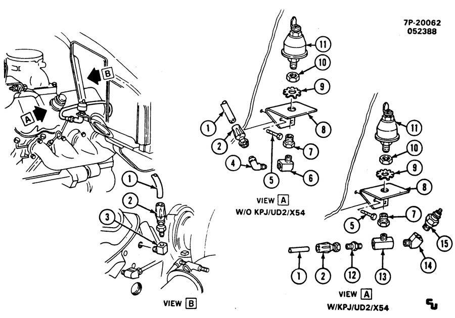 2004 nissan quest parts catalog
